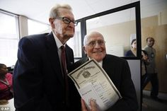Meet The Sweet Same-Sex Couple Who Was The First To Marry In Dallas After Being Together For Half A Century - #news #fight #love #cause #gay #lgbt #health #events #same-sex #couple #first #marry #dallas #together #century #george #harris #jack #evans #supreme #court #married #nationwide #same-sex #youngest