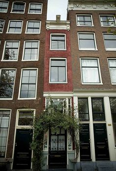 Smallest house of the world - Amsterdam
