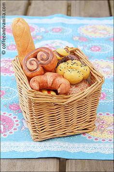 DIY Salt Dough Bread Rolls Play Food � Bakery