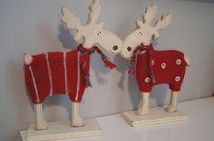 Image of Christmas Woolly Jumper Reindeer