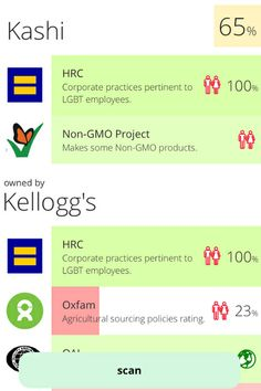Ethical Barcode App Uses 20 Nonprofits to Ensure Sustainable Grocery Shopping