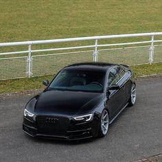 Audi S5, our next Audi