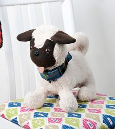 Pug Dog Toy