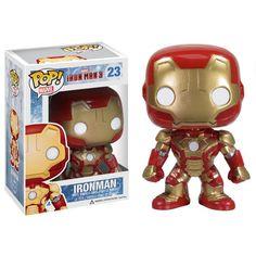 Marvel Iron man pop toy