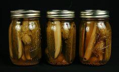 Hoppy IPA Pickles Recipe | Celebration Generation: Food, Life, Kitties!