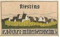 Boeckel 1902, dessinée à  l'âge de 16 ans par Paul Schmitthenner