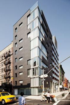 Built by Grzywinski + Pons in New York, United States with date 2011. Images by Floto + Warner. The Nolitan Hotel is a 55 room boutique property in downtown Manhattan. It also features a restaurant at grade and a ...