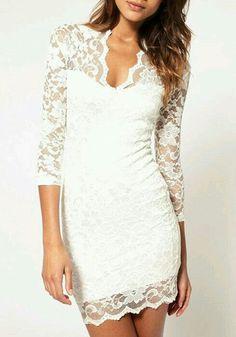 Kinda cute for lace bridesmaids dresses