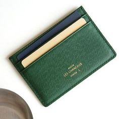 iswas  Genuine Leather Card Case