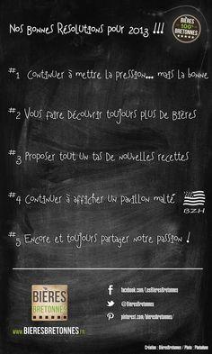 Pour bien commencer l'année, découvrez nos bonnes résolutions sur http://www.bieresbretonnes.fr/nos-bonnes-resolutions-pour-2013/