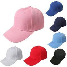 021723a31fffb Hats 2017 New Fashion Baseball Cap Blank Hat Solid Color Adjustable Hat Hip  Hop Flat Hat