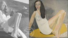 Posture inspiration for the painting 'woman and pattern'. #art #dutchart #painting #kunst #schilderij #artist #inspiration #picasso #matisse #klimt