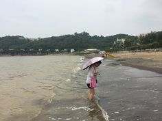 Praia de Hac Sa, Coloane Macau © Viaje Comigo Macau China, Ballet, The Beach, Traveling, Temple, Ballet Dance, Dance Ballet