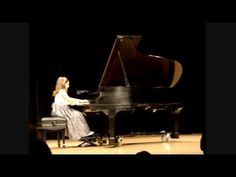 Emily Bear - Schumann Piano Concerto in A minor with the Santa Fe Concert Association - YouTube