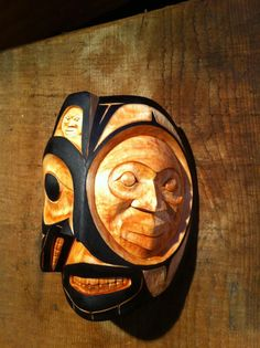 New Beginnings Mask by Sanford Williams