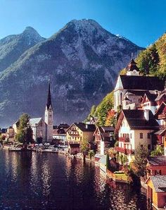 Hallstatt, Austria Explore the World with Travel Nerd Nici, one Country at a Time. http://TravelNerdNici.com