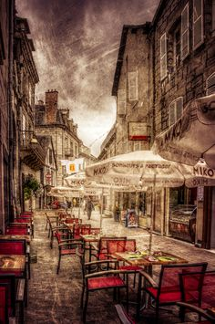 Cafe, Brive-la-Gaillarde -