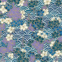 Papier Japonais Réf Plus Japanese Patterns, Japanese Prints, Fabric Patterns, Print Patterns, Art Texture, House Of Flying Daggers, Oriental Print, Fb Cover Photos, Textile Prints