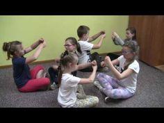 LOGORYTMIKA Pięści się nakładają, zabawa muzyczna dla dzieci - YouTube