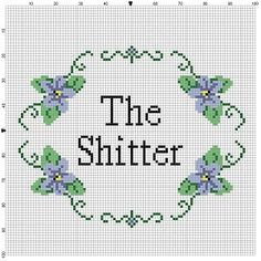 The Sh-tter Instant Download by SnarkyArtCompany on Etsy