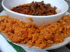 """I am not sure about the ropa vieja as I don't eat a lot of chuck roast, but the cauliflower rice sounds wonderful.  We have cauliflower mashed """"potatoes"""" at Thanksgiving (in addition to regular mashed potatoes) and this sounds similarly delightful."""