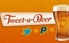 Buying someone a drink in person is a nice gesture, but buying someone a drink via Twitter is, well, not something you do often.    Online networking app Tweet-A-Beer hopes to change that and make paying for other Twitter users' drinks more of a habit. The web tool officially rolls out at South b...