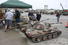 Flying Heritage & Combat Armor Museum's Tankfest Northwest Event! Buy Tickets for 2017 at:  http://tankfestnw.brownpapertickets.com/
