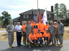 Team of runners completes 250-mile trip to Fort Gordon