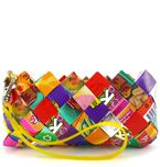 Ecoist - cute bags made from recycled magazines and candy wrappers =)
