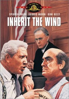 Inherit the Wind - one of my all time favorite movies.  Is the message just as important today?