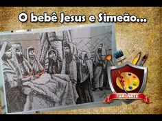 09 - O bebê Jesus e Simeão, o justo