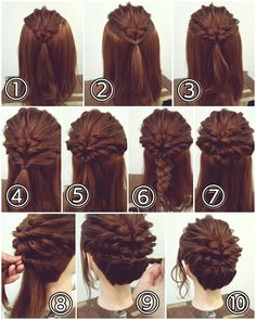 Hairstyles Haircuts, Dreadlocks, Hair Cuts, Haircuts, Dreads, Hair Cut, Box Braids, Hair Style, Hairdos