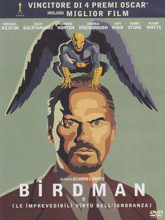"""Birdman"" (DVD)"