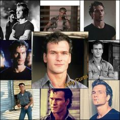 Good old Darry Curtis - Created with BeFunky Photo Editor The Outsiders Darry, The Outsiders 1983, Patrick Swazey, Dallas Winston, Patrick Wayne, Matt Dillon, Fine Boys, Dirty Dancing, Cute Actors