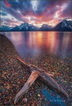 Clearing Storm Jackson Lake Wyoming by Chip Phillips on Flickr.  Explore the World with Travel Nerd Nici, one Country at a Time. http://TravelNerdNici.com