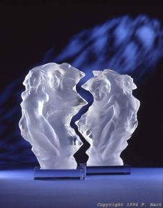 Duet: A Spiritual Song of Love by Frederick Hart