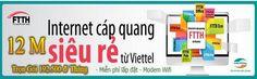 Dịch vụ cáp quang viettel - Lắp đặt mạng internet.: Tại sao nên lắp cáp quang viettel cho đường truyền...