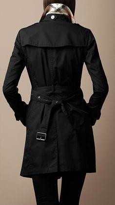 Burberry Trench Coat.  love.