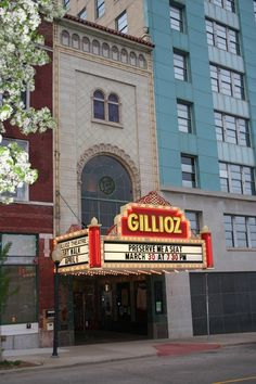 Springfield, MO : Gillioz Theather  It's a very nice theatre! Seen a few comedic shows here!