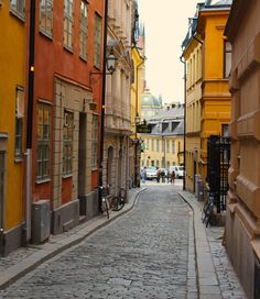 three days in stockholm