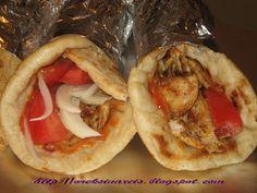 Όρεξη να 'χεις .../Oreksi na 'xeis: Πίτα - σουβλάκι κοτόπουλο