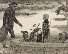 That she had been murdered was obvious, though as yet the cause of death has not been determined.#TheAwdreyGoreLegacy #EdwardGorey