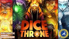 Dice Throne Board Game Up On Kickstarter  http://www.tabletopgamingnews.com/dice-throne-board-game-up-on-kickstarter/