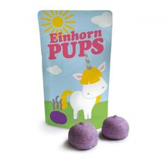 Einhorn Pups von Liebeskummerpillen jetzt im design3000.de Shop kaufen! Wenn Einhörner pupsen, riecht es nach Blumen! Naja, nicht ganz. In...