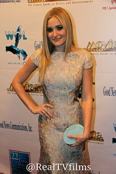 AJ Mishalka, Backstage Movieguide Awards Gifting Suite