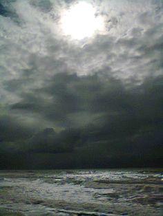 Praia de Boa Viagem, Recife Pernambuco Brasil.