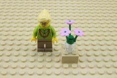 Fabrique un vase pour tes minifigures LEGO®