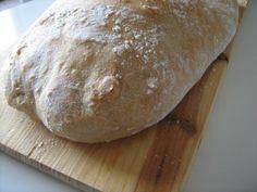 Óptimo! Tentem fazer com farinha integral coberto com sementes (aveia, sésamo e linhaça)... hummm!!! É óptimo!