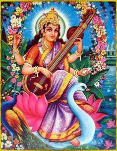 Maa Saraswati Ji