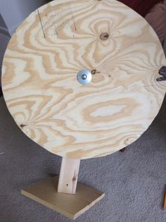 Homemade spin the wheel game!!!!!